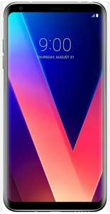 """'New Open Box' LG V30 ThinQ H930 64GB 6"""" Android Mobile Phone Smartphone Unlocked Blue - £183.99 With Code @ XS Items Ebay"""