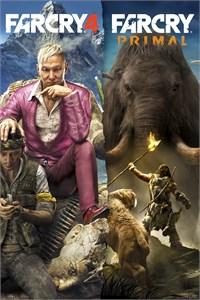 Far Cry 4 + Far Cry Primal Bundle [Xbox One] £11.61 @ Xbox Store Norway