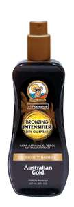 Australian Gold Bronzing Dry Oil Spray Intensifier 237ml @ Amazon - £9.48 prime / £13.97 non prime