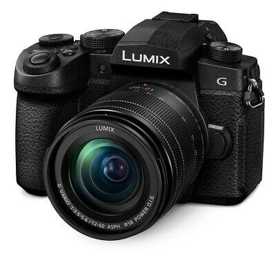 Panasonic DC-G90MEB-K Mirrorless Camera with 12-60mm Lens (Open box) and more Panasonic deals! £624.99 @ Panasonic eBay