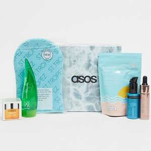 ASOS Summer Glow box £12 (£16 Delivered or free delivery with ASOS Premier)