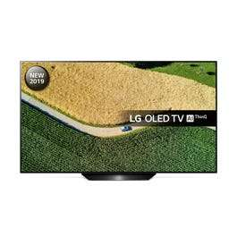 """LG OLED55B9PLA (2019) OLED HDR 4K Ultra HD Smart TV, 55"""" & Free 6 Year Guarantee £998 With Code @ Richer sounds"""