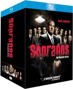 The Sopranos - Complete Collection (Blu-ray) £43.99 Amazon
