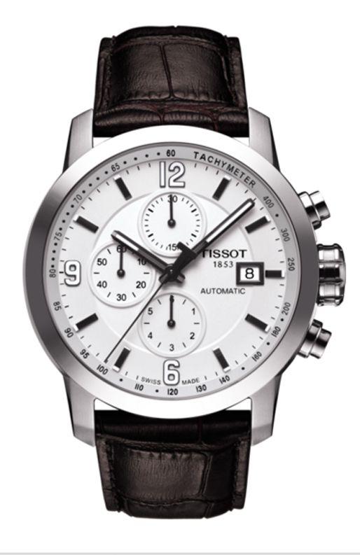 Tissot PRC Chronograph Automatic Watch £485 at Banks Lyon