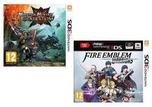 [3DS] Fire Emblem Warriors // Monster Hunter Generations - £5.95 each @ The Game Collection