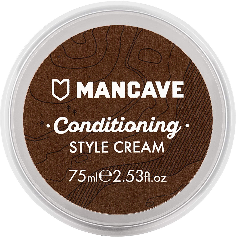 Mancave conditioning styling cream - £5.65 (Prime) £10.14 (Non Prime) @ Amazon