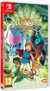 Ni No Kuni Wrath of the White Witch (Nintendo Switch) for £25.95 delivered @ The Game Collection