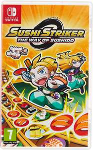 Sushi Striker: The Way of Sushido (Switch) £5.95 Delivered @ The Game Collection
