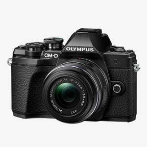 E‑M10 Mark III 14-42 Mirrorless Camera Kit - £399 Using Code @ Olympus