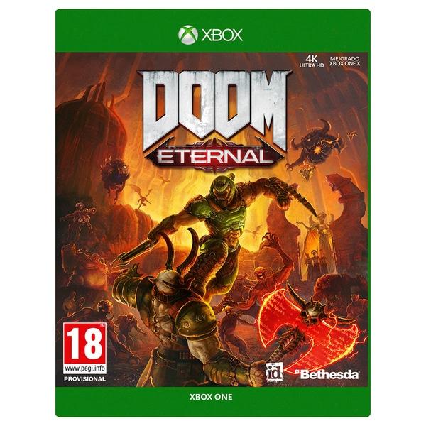 Doom Eternal Xbox One - £32.99 delivered @ Smyths Toys