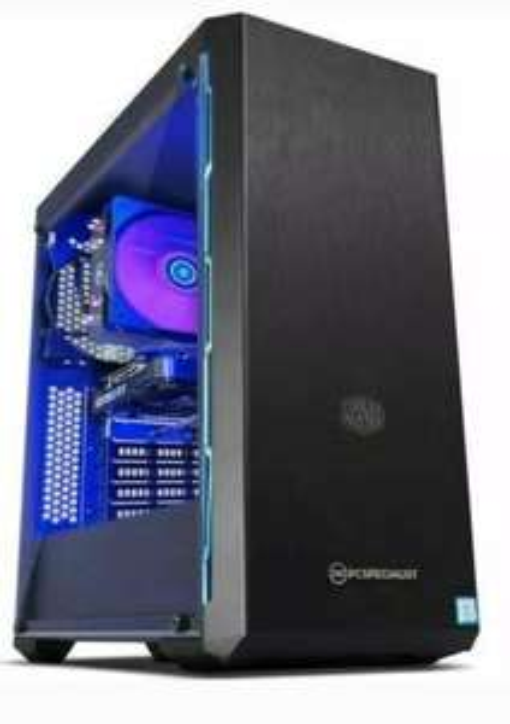 PC SPECIALIST Vortex ST-S Gaming PC - Core™ i7 9700, RTX 2070 Super,16GB RAM, 2 TB HDD & 256 GB Damaged Box £1119.20 @ Currys_clearance eBay