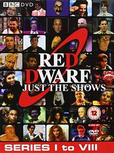 Red Dwarf - Series 1-8 (10 Disc) DVD Collection £19.99 (Prime) + £2.99 (non Prime) at Amazon