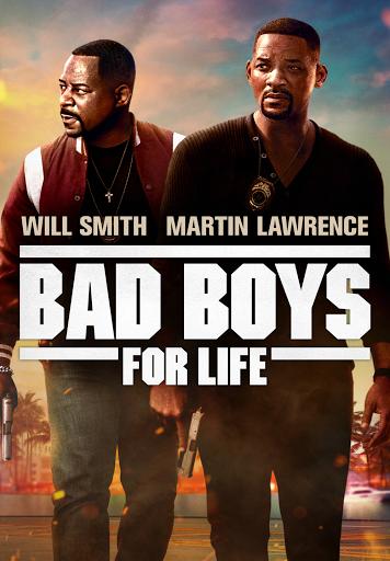 Bad Boys, Bad Boys for Life, itunes Canada $9.99 / £5.50