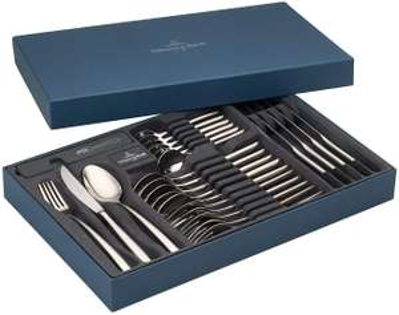 Villeroy & Boch Piemont Cutlery Set, 24 Pieces - £66.50 @ Amazon