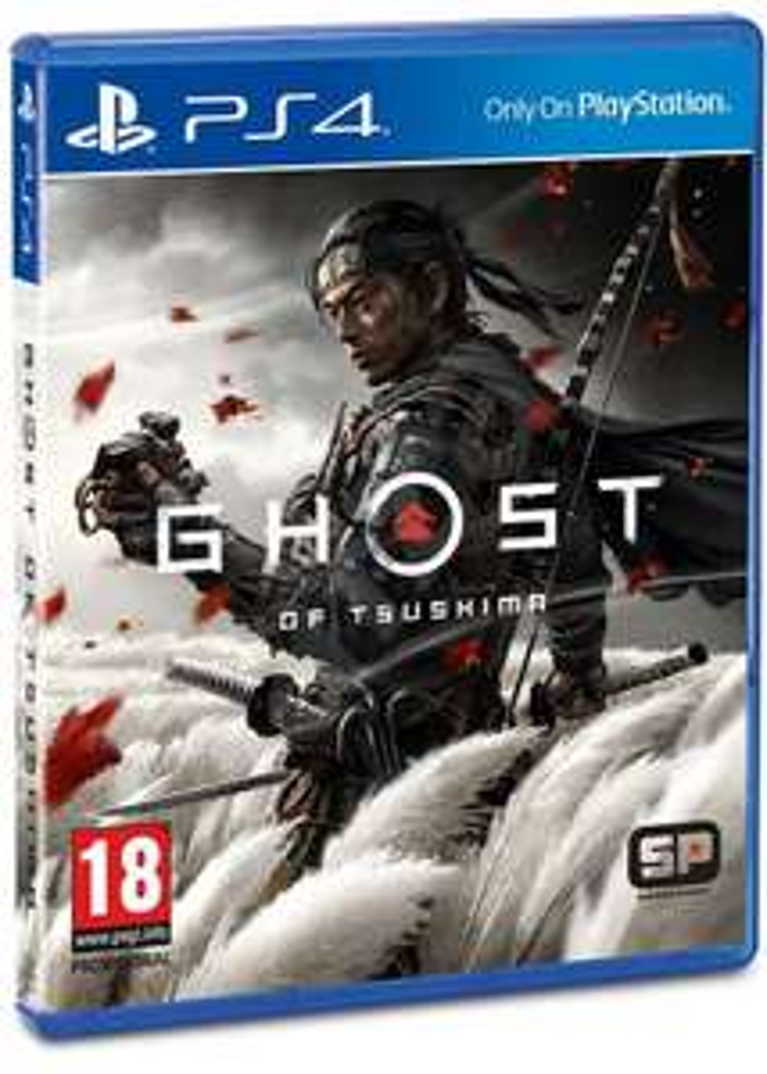 Ghost of Tsushima £46.85 at Base.com