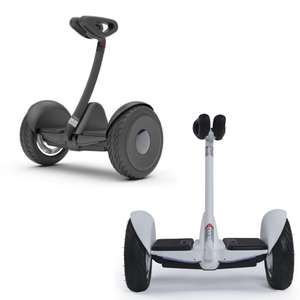 Certified Refurbished Ninebot S Segway - £249 Delivered - In Black or White @ Box