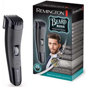 Remington Beard Boss Pro Cordless Titanium Coated Trimmer £21.49 delivered @ MyMemory