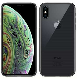 'New Damaged Box' Apple MT9E2B/A iPhone XS 4G Smartphone 4GB RAM 64GB Unlocked - Space Grey - £494.89 @ Cheapest_Electrical / Ebay
