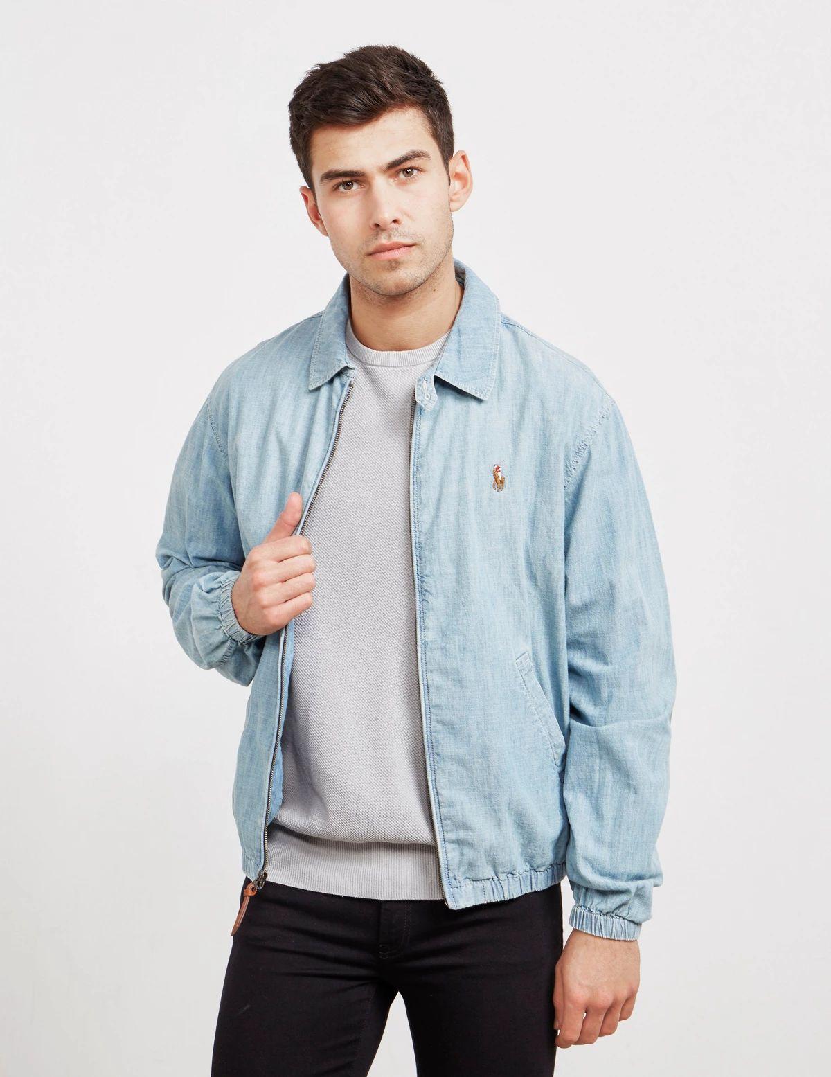 Polo Ralph Lauren Bayport Jacket, XXL only £89.99 delivered @ Tessuti