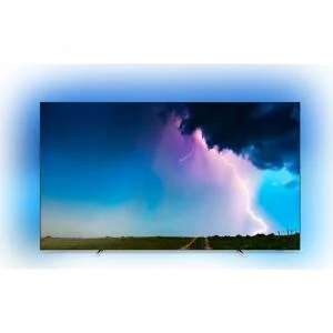"Philips Ambilight 55OLED754 55"" 4K UHD Smart OLED TV + 5 year warranty - £901.55 Delivered @ Crampton & Moore / eBay"