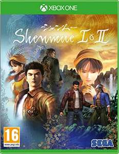 Shenmue I & II (Xbox One) £9.95 Delivered @ The Game Collection