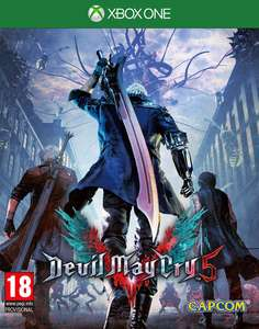 Devil May Cry 5 Lenticular Sleeve Edition (Xbox One) £12.95 Delivered @ The Game Collection