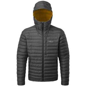 Rab mens Microlight alpine jacket £115 @ Snow and Rock