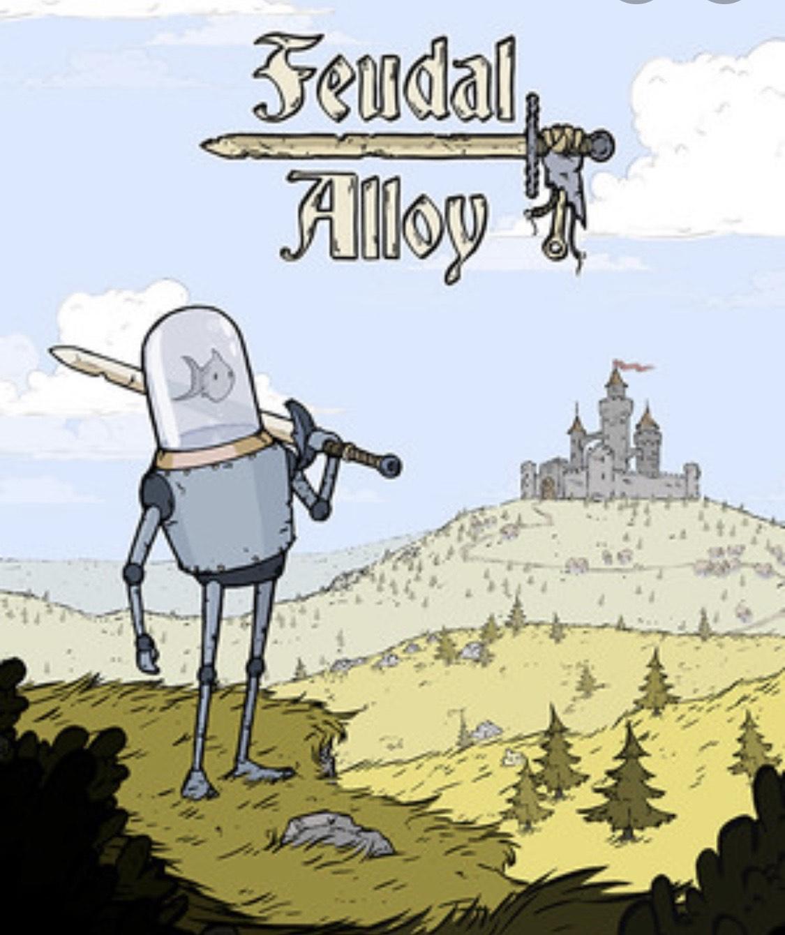 Feudal Alloy (80% Off) - Nintendo Switch - Eshop for £2.69