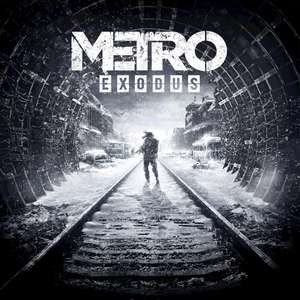 Metro Exodus £13.99 on PSN