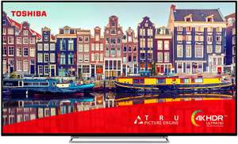 "Toshiba 55VL5A63DB 55-Inch Smart 4K Ultra HD HDR LED TV Freeview HD (2020 Model) - £349 / Toshiba 50VL5A63DB 50-Inch 50"" - £299 at Amazon"