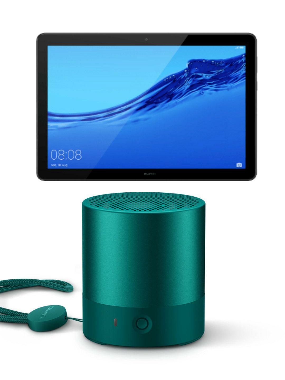 Huawei MediaPad T5 32GB Tablet + Free Huawei Mini Speaker - £149.99 / New Huawei MatePad t8 £99.99 @ Huawei Store UK