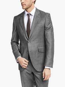 Hackett London Prince of Wales Check Slim Fit Suit and trousers total price £220 @ John lewis and partners
