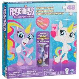 Fingerlings Unicorn 48-piece jigsaw puzzle for £2.99 delivered @ Bargain Max