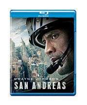 San Andreas blu ray £3.39new delivered@musicmagpie