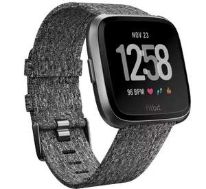 Fitbit Versa Special Edition Smart Watch - Charcoal £139.99 + £3.95 del at Argos