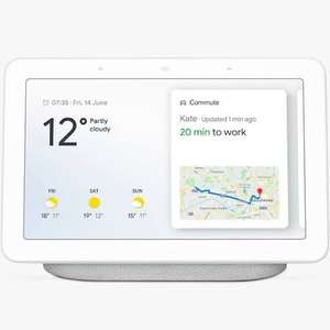 Free Google Nest Hub for those with an existing Nest Aware Subscription from £50 at Google Store (Selected users)