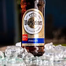 Warsteiner 4 Pack 0.0% £1.99 @ Home Bargains East Kilbride