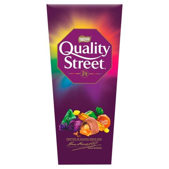 Quality Street Carton 232g for £1.50 @ Tesco