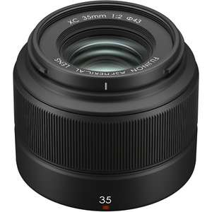 Fujifilm XC 35mm f2 Lens - Black £151.20 at cameracentreuk ebay
