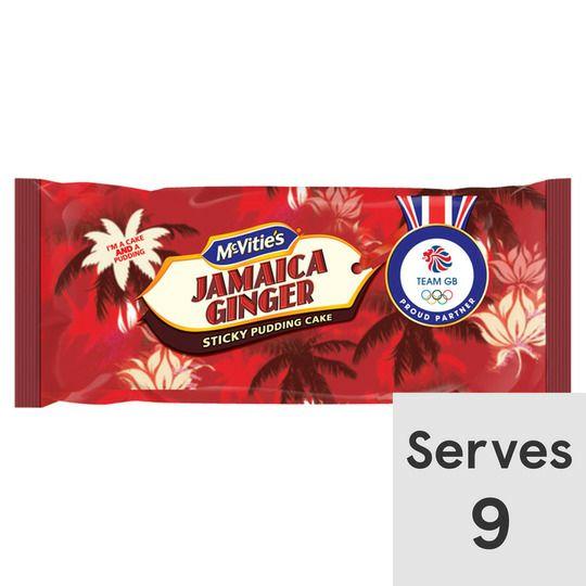 Mcvities Jamaica ginger cake - 65p @ Sainsbury's