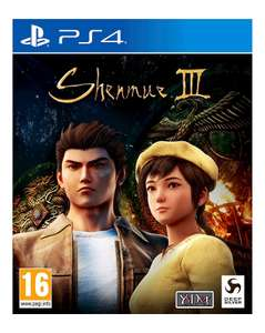 Shenmue III (PS4) - Used Good £14.99 @ ebay via boomernagrentals