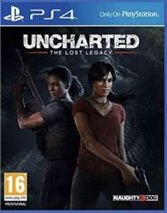 Uncharted: The Lost Legacy (PS4) - £8.99 @ Playstation Network