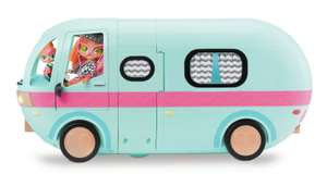 LOL Surprise 2-in-1 Glamper Fashion Camper with 55 Surprises £53.95 delivered at Argos (selected postcodes)