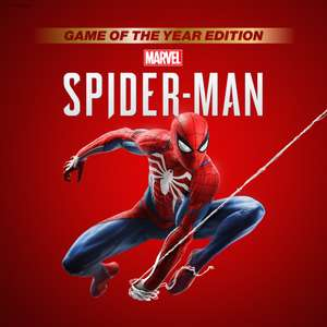 Marvel's Spider-Man: Game of The Year Edition (PS4) - £16 @ Playstation Network (US)