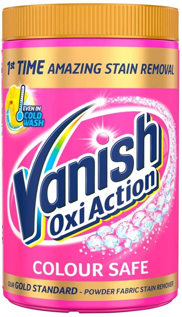 Vanish Gold Fabric Stain Remover Powder (1.41kg, Gold) - £6.27 @ Amazon Prime / £10.76 Non Prime