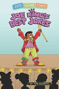Odd Name Town: Joe King's Best Jokes (Children's Book) FREE @ Amazon Kindle Edition