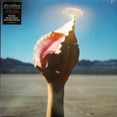 "The Killers - Wonderful Wonderful (New & Sealed) 12"" Vinyl - £9.99 @ josh-media / eBay"