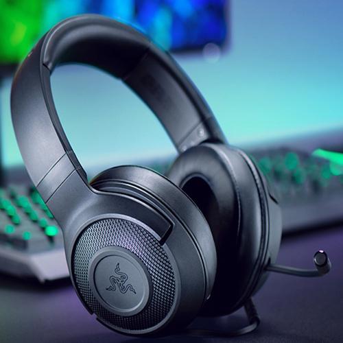 Razer Kraken X 7.1 Surround Sound USB Gaming Headset - £42.94 Delivered - Box.co.uk