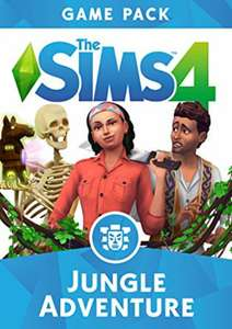 The Sims 4: Jungle Adventure - £8.99 @ Origin
