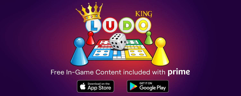 Ludo King - Free themes for Amazon prime members